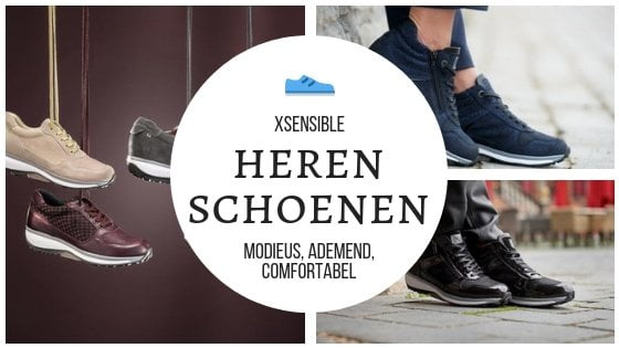 Xsensible Herenschoenen