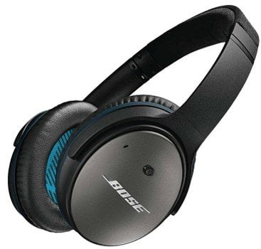 Beste bedrade deal: Bose QuietComfort 25
