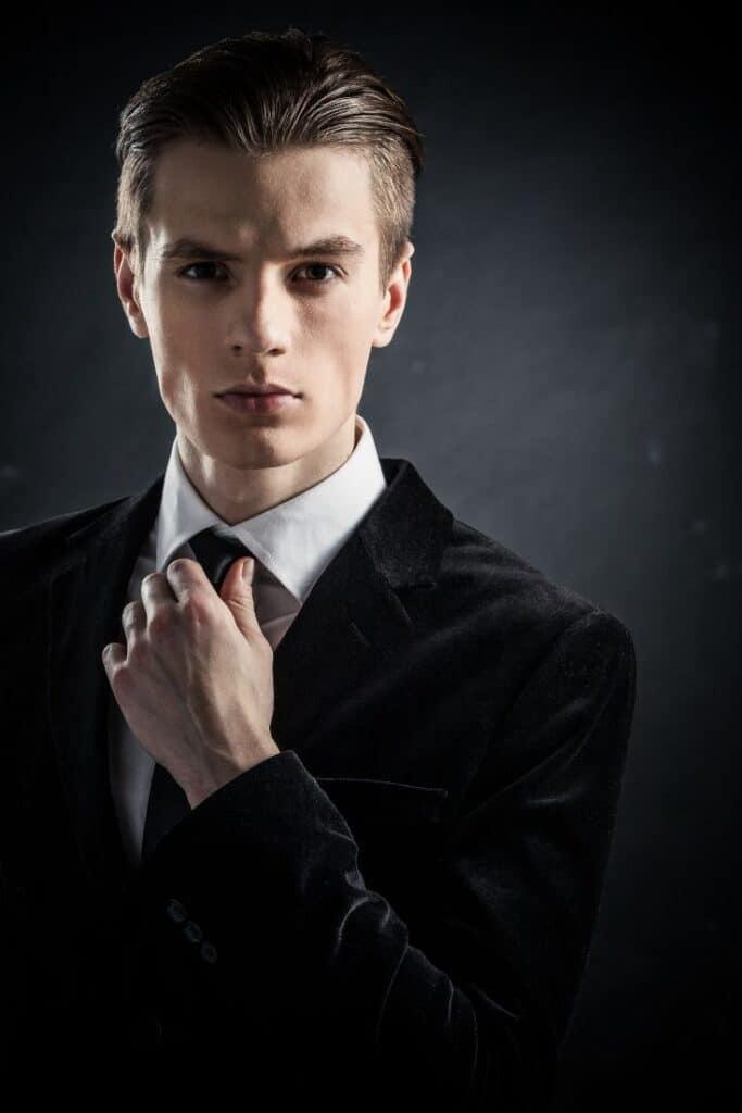Black tie optional dress code voor mannen