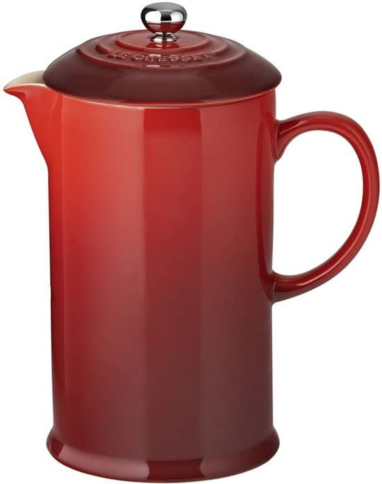 Le Creuset cafetiere french press