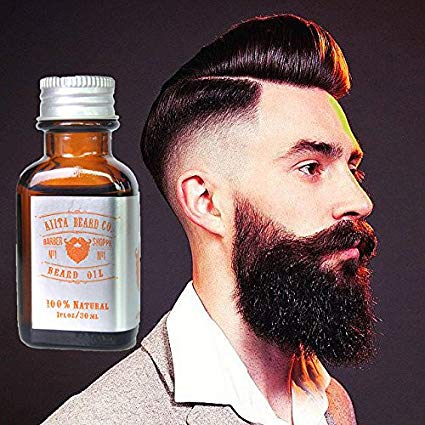 beardbrand tea beard oil
