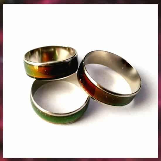 Mood ring voor mannen