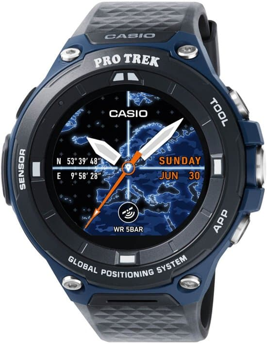 Casio Pro trek outdoor watch