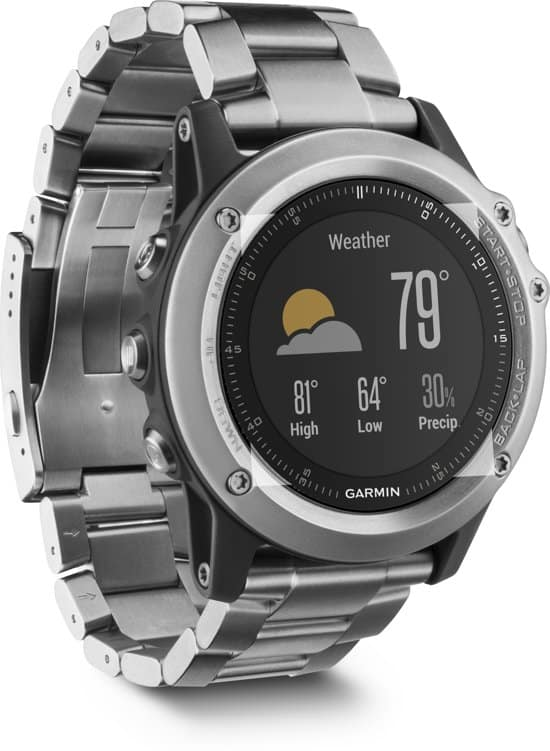 Garmin Fenix 3 outdoor watch
