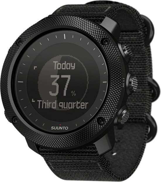 Suunto traverse alpha outdoor horloge