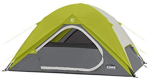 Snelste 4 persoons pop up tent core instant dome