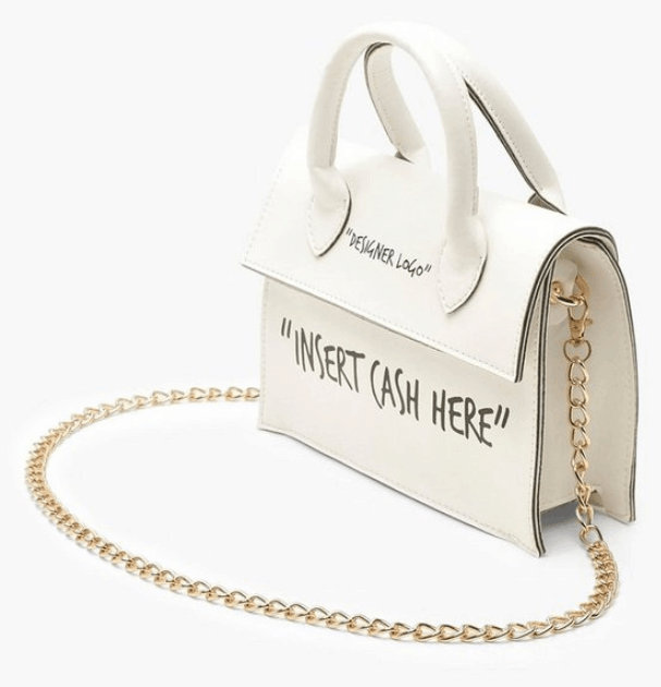 Kleine schoudertas cross body bag dames