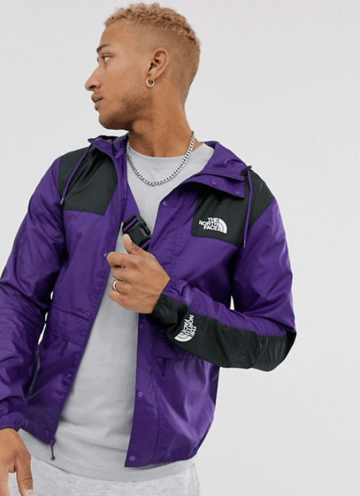 Beste waterdichte zomerjas voor mannen The North Face 1985 Mountain jacket