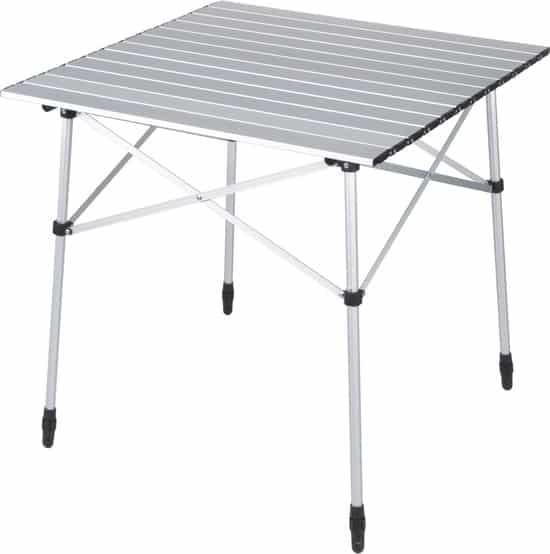 Beste aluminium kampeertafel: High Peak Selvilla Campingtafel