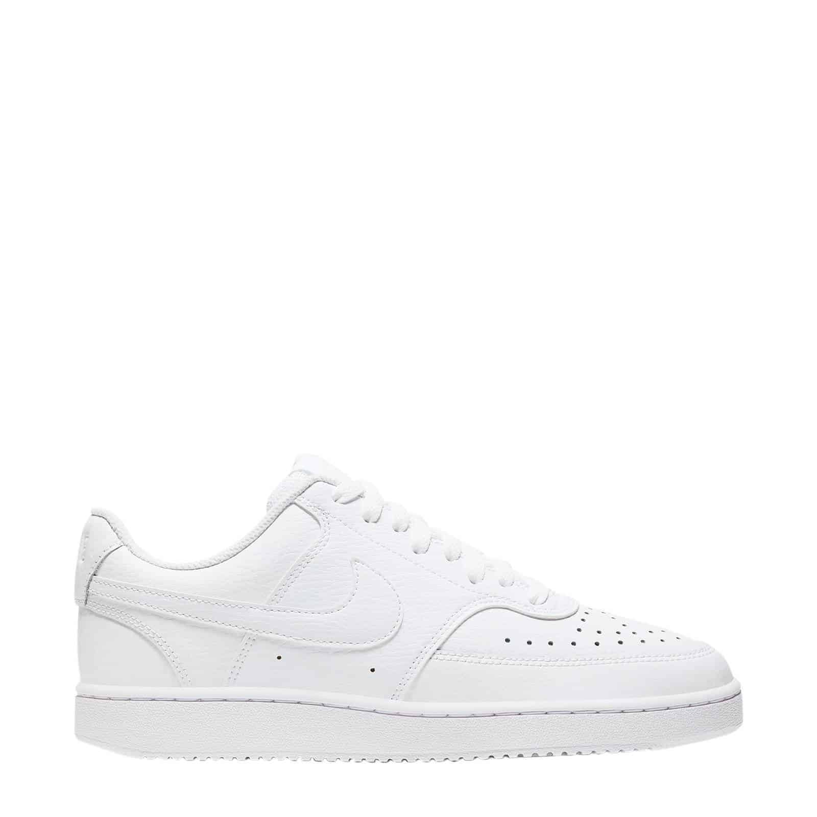 Beste dames sneaker wit: Nike Court Vision Low