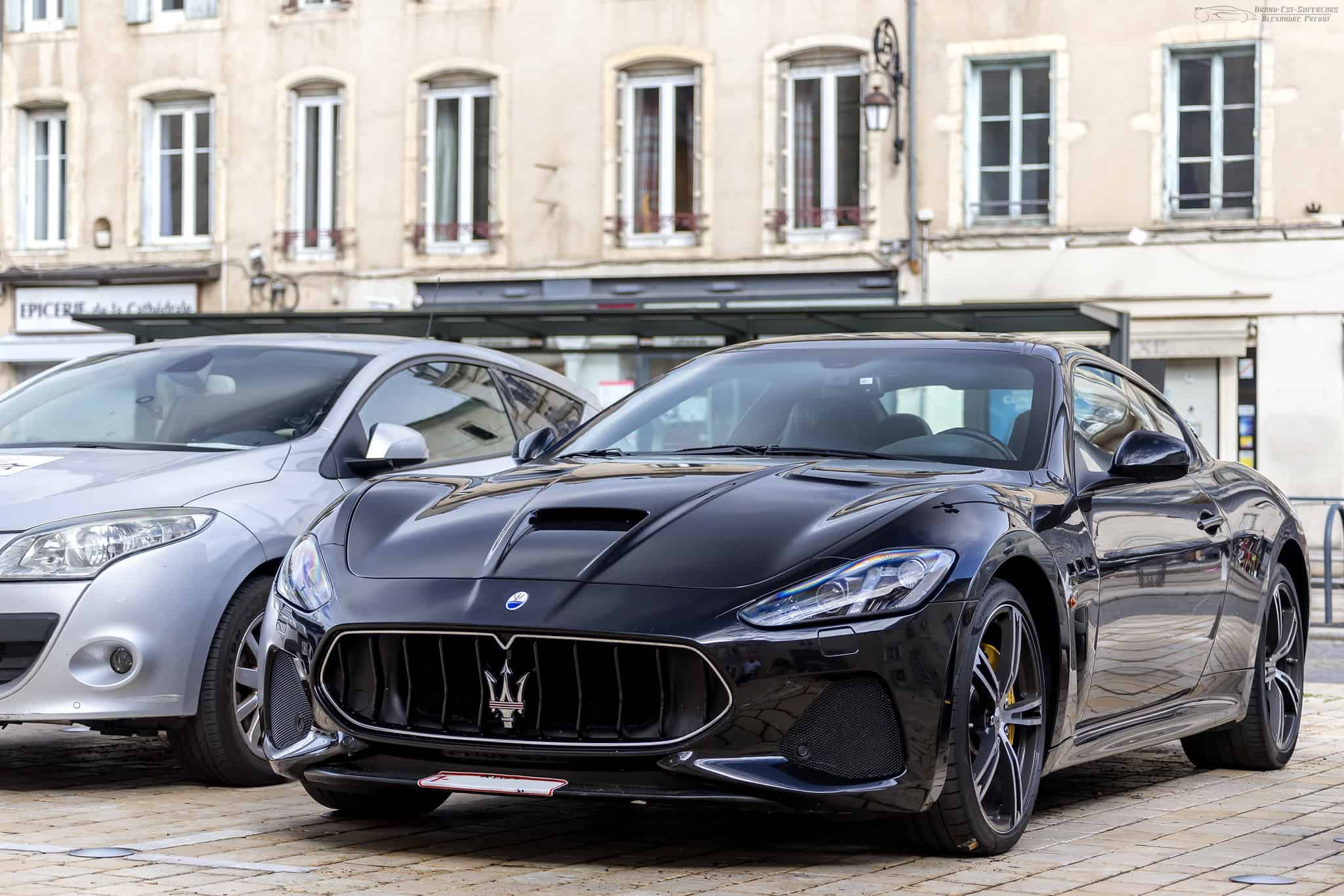 Maserati Grantturismo MC Stradable